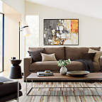 Riston Floor Lamp + Reviews | Crate and Barrel on Riston Floor Lamp  id=38898