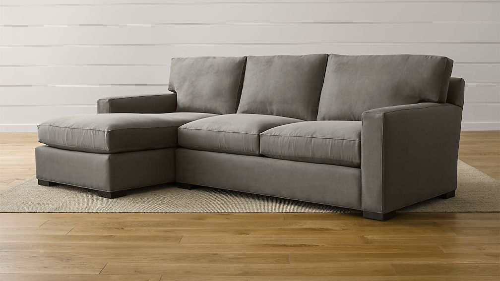Axis II 2-Piece Sectional Sofa ... : 2 piece sectional sofa with chaise - Sectionals, Sofas & Couches