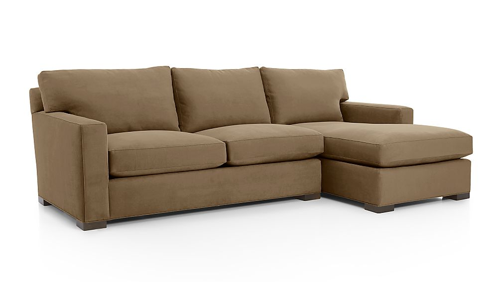 Axis II Right Arm Apartment Sofa