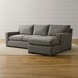 axis ii 2piece sectional sofa