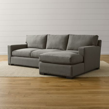 Axis Ii Charcoal Sectional Sofa