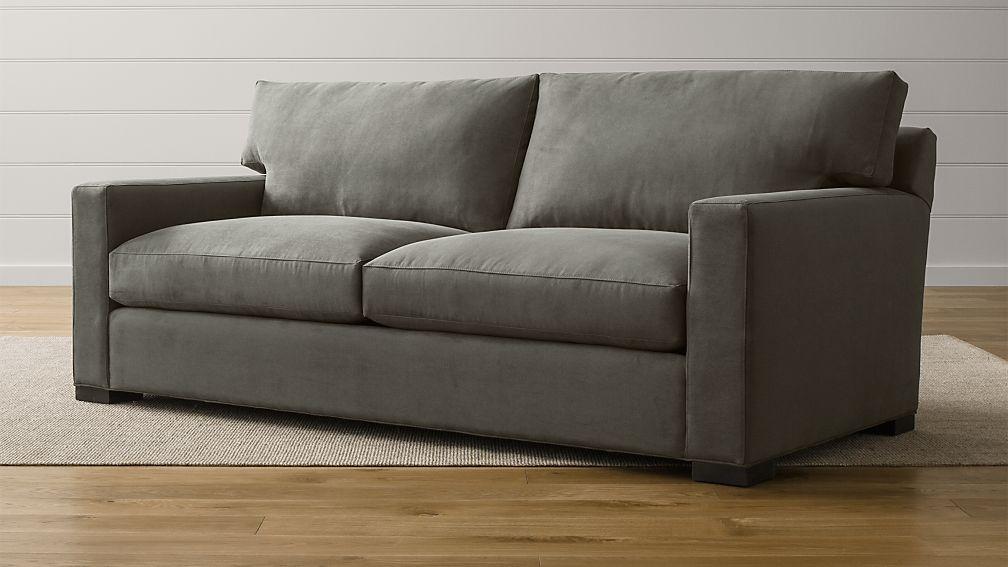 Axis II 2-Seat Queen Sleeper Sofa - Image 1 of 8