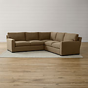 Astounding Deep Sectional Sofas Crate And Barrel Pdpeps Interior Chair Design Pdpepsorg