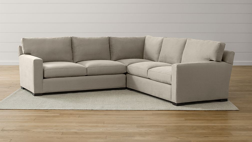 Axis II 3-Piece Sectional Sofa