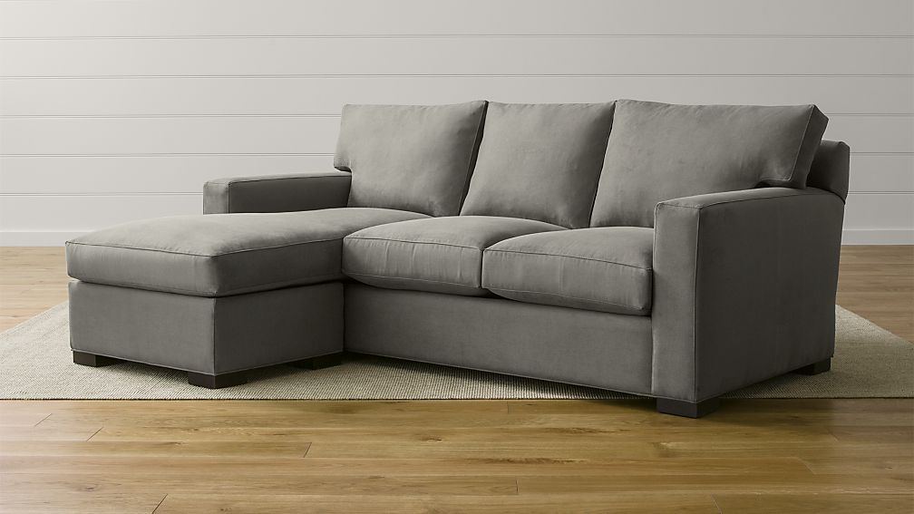 Axis II 3-Seat Reversible Chaise Sofa - Image 1 of 7