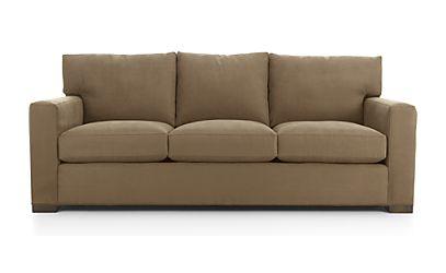 Axis II 3 Seat Queen Sleeper Sofa Douglas Coffee