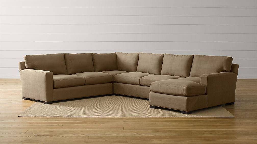 Axis II 4-Piece Sectional Sofa