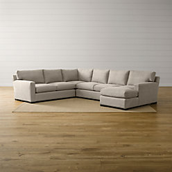 Axis Ii 4 Piece Sectional Sofa