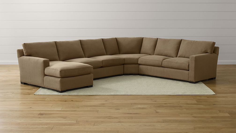 Axis II 4-Piece Sectional Sofa - Image 1 of 3