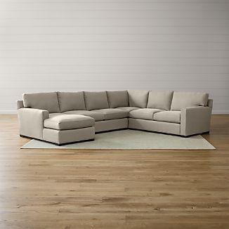 Axis Ii 4 Piece Sectional Sofa
