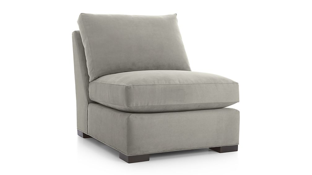axis ii armless chair crate and barrel