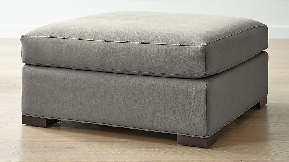 Axis II Square Cocktail Ottoman - Image 1 of 6