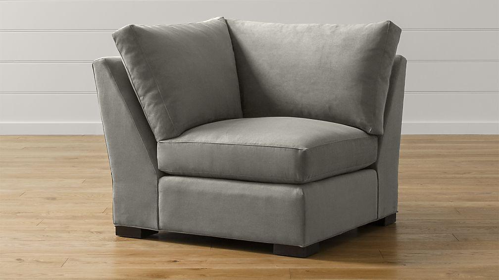 Axis II Corner Chair - Image 1 of 3
