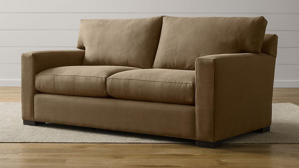 Axis Ii Apartment Sofa Crate And Barrel