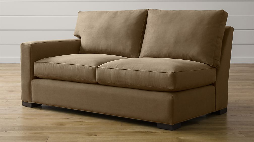 Axis II Left Arm Apartment Sofa