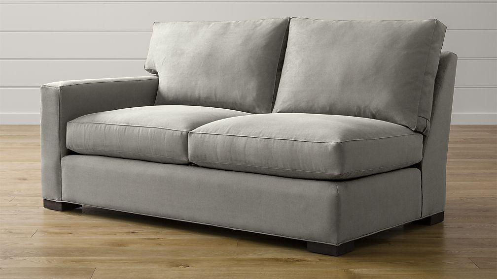 Axis II Left Arm Apartment Sofa