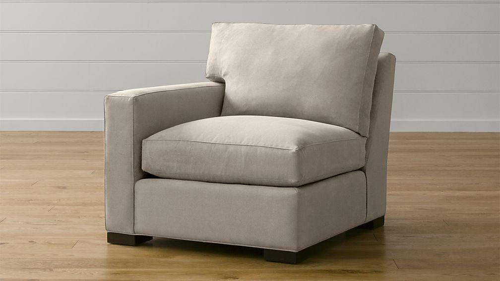 Axis II Left Arm Chair