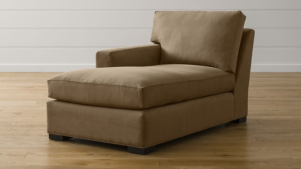 Axis II Left Arm Chaise Lounge - Image 1 of 4