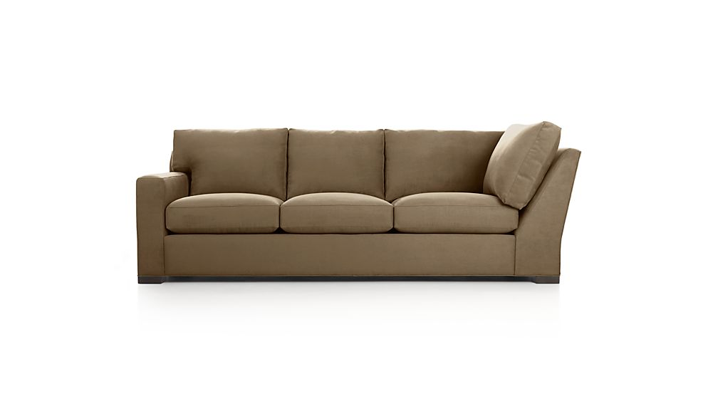 Axis II Left Arm Corner Sofa