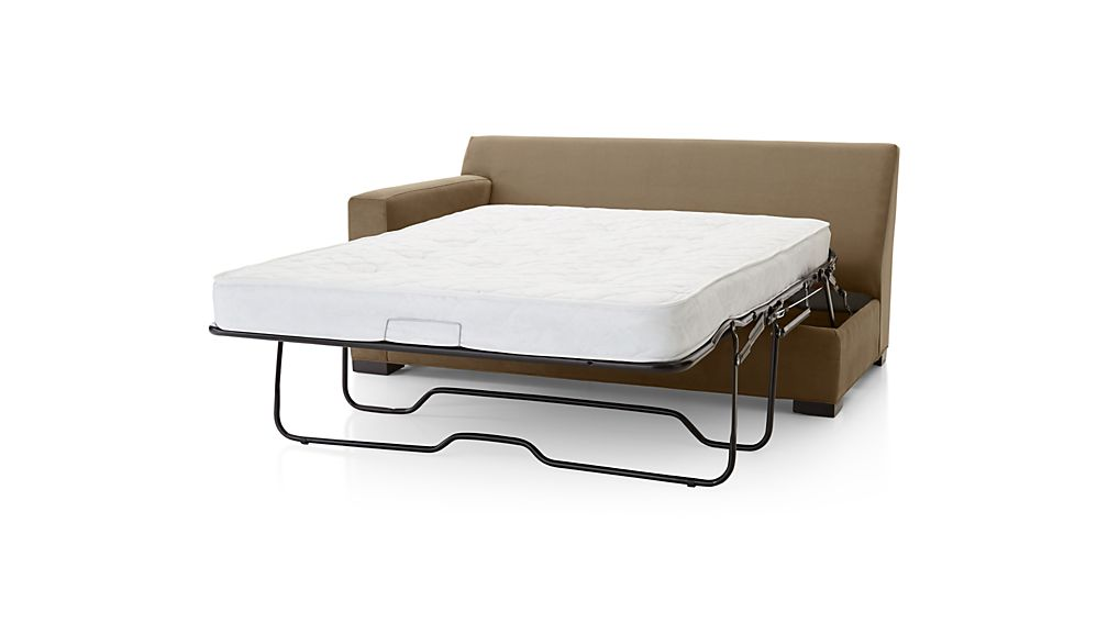 Axis II Left Arm Full Sleeper Sofa