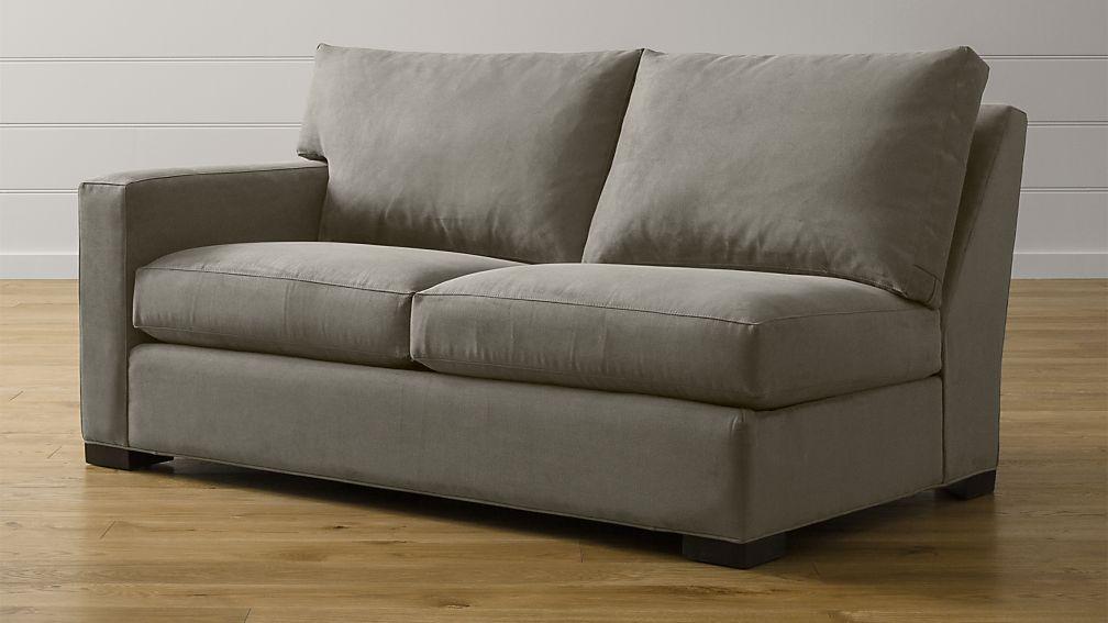 Axis II Left Arm Apartment Sofa - Image 1 of 5