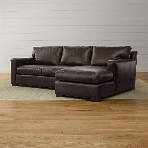 Fine Axis Ii Leather 2 Piece Sectional Sofa Ibusinesslaw Wood Chair Design Ideas Ibusinesslaworg