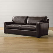 Leather Sleeper Sofas | Crate and Barrel