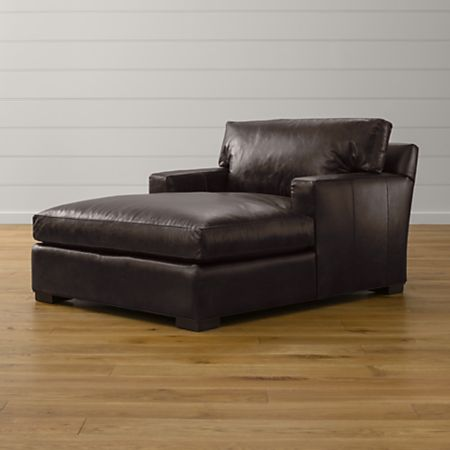 Axis Ii Leather Chaise Lounge Reviews