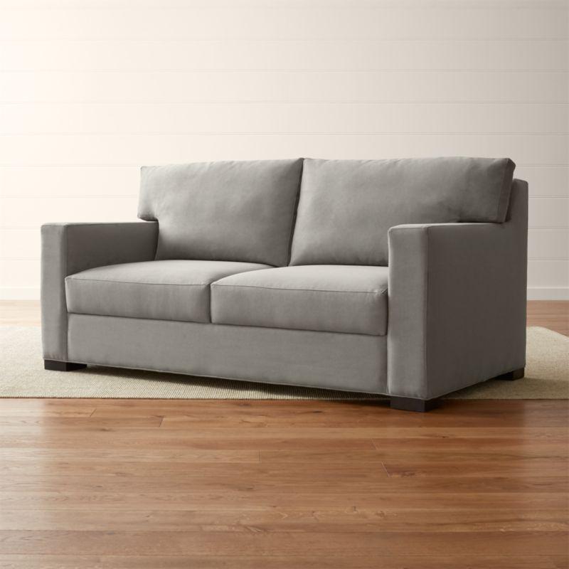 Axis II Memory Foam Sofa Reviews Crate and Barrel