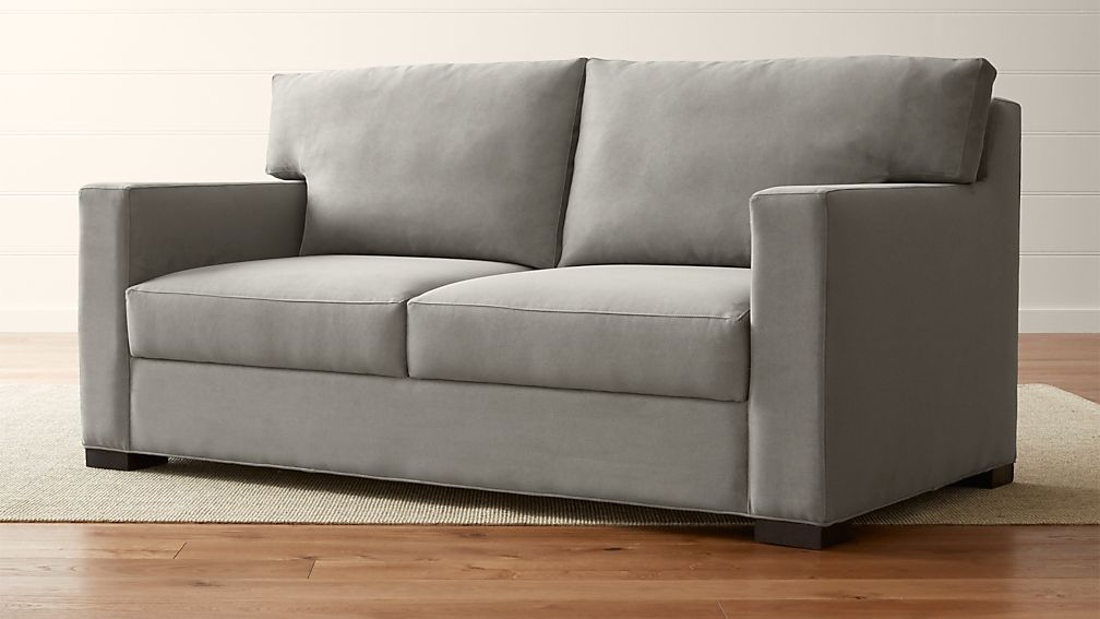 Axis Ii Memory Foam Sofa Reviews Crate And Barrel