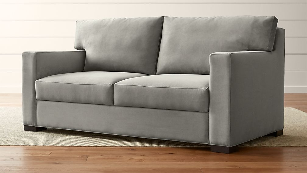 Axis II Queen Ultra Memory Foam Sleeper Sofa - Image 1 of 10