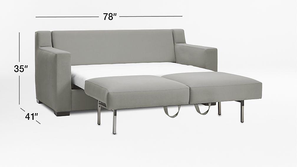 Axis II Memory Foam Sofa