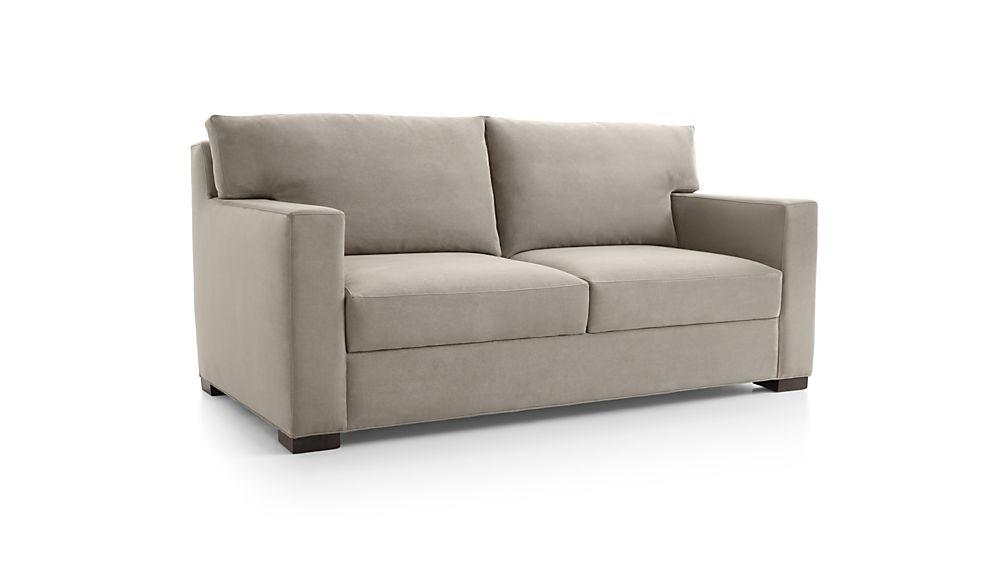 Axis II Queen Ultra Memory Foam Sleeper Sofa