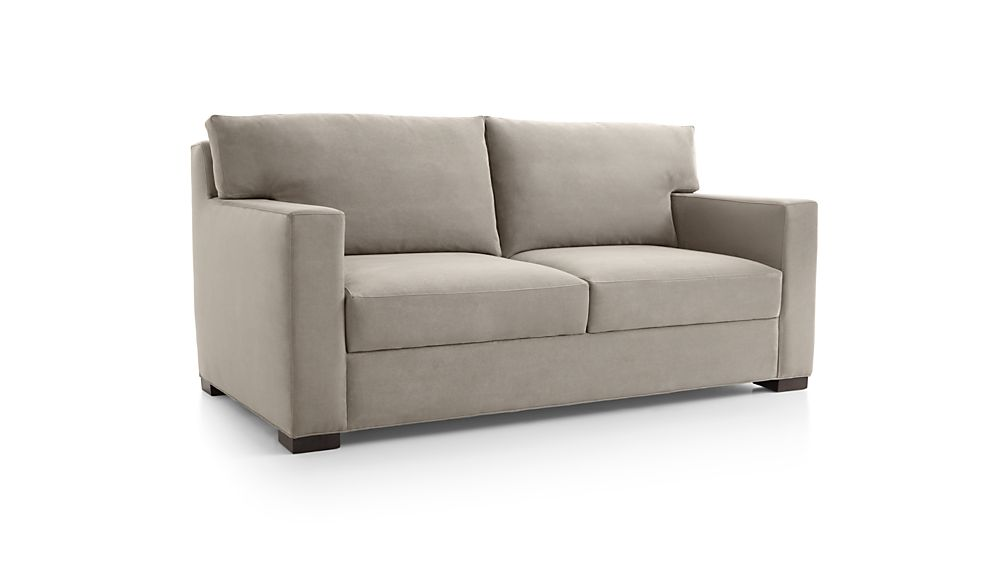 ... Axis II Queen Ultra Memory Foam Sleeper Sofa ...
