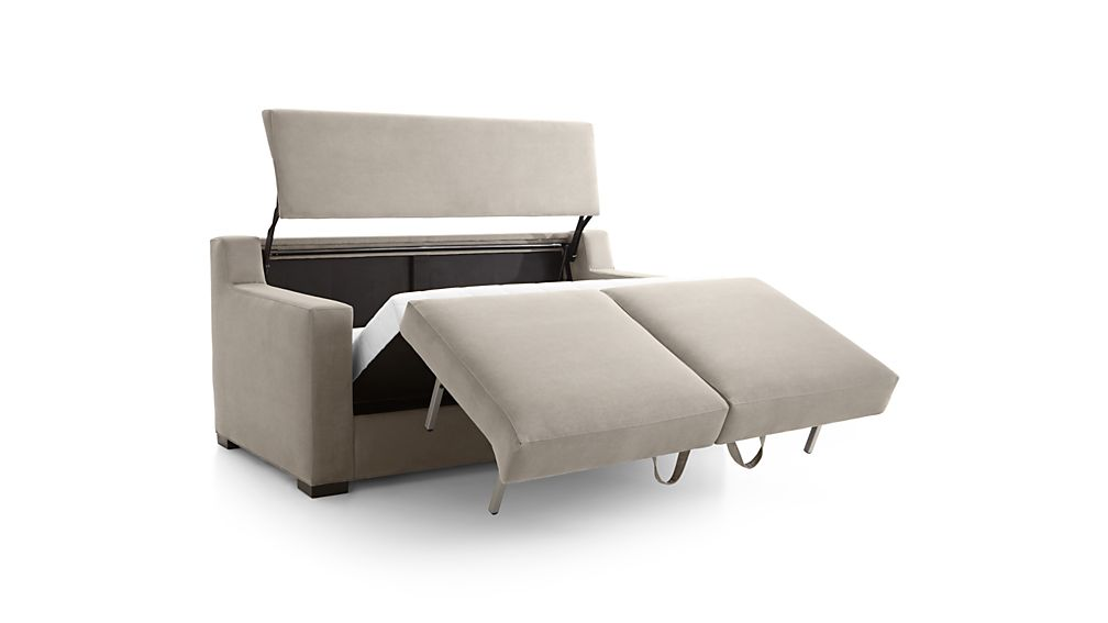 Awesome ... Axis II Queen Ultra Memory Foam Sleeper Sofa ...