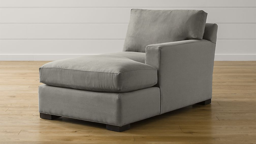 Axis Ii Right Arm Chaise Lounge Reviews Crate And Barrel