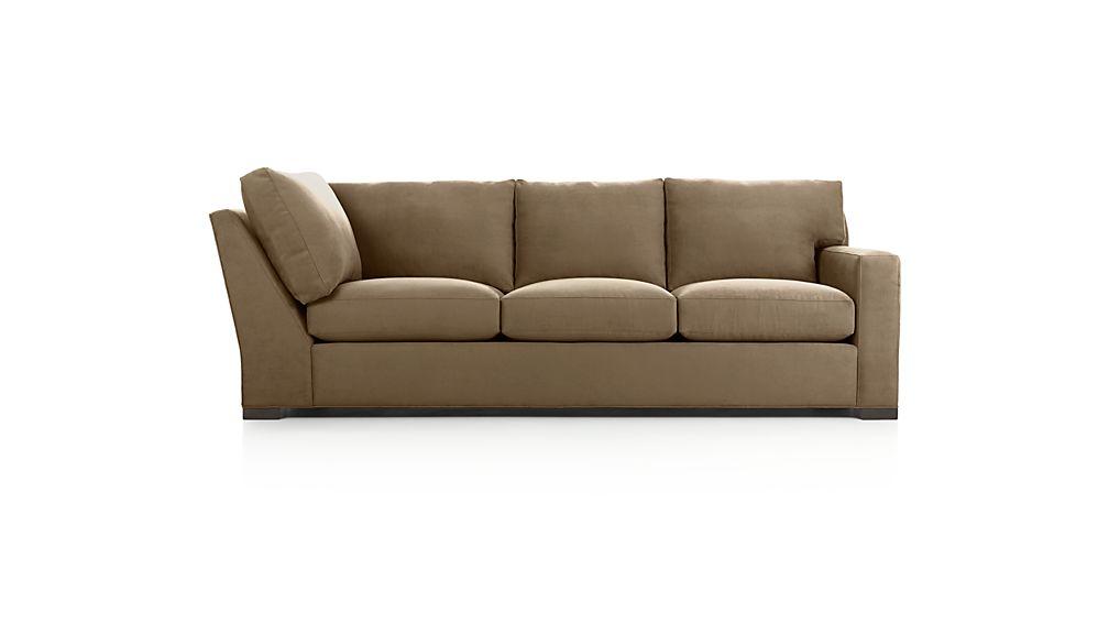 Axis II Right Arm Corner Sofa