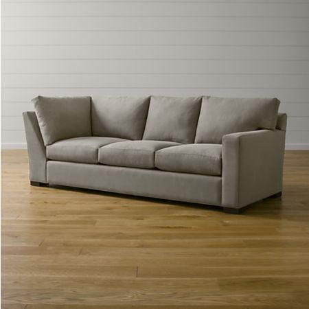 Axis II Right Arm Corner Sofa + Reviews