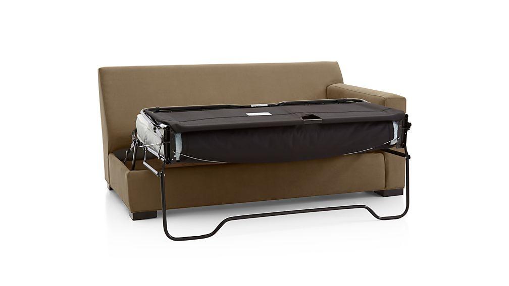 Axis II Right Arm Full Sleeper Sofa with Air Mattress