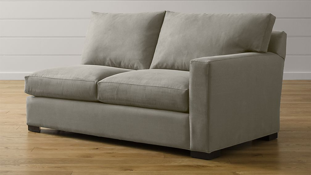 Axis II Right Arm Apartment Sofa - Image 1 of 6