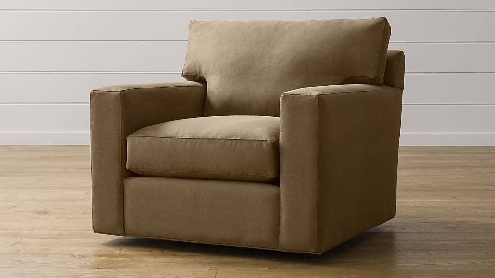 Axis Ii Swivel Chair Reviews Crate And Barrel