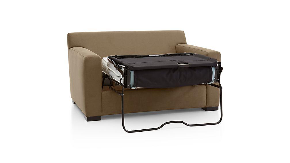 Axis Ii Twin Sleeper Chair Crate And Barrel