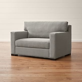 Axis II Twin Ultra Memory Foam Sleeper Sofa
