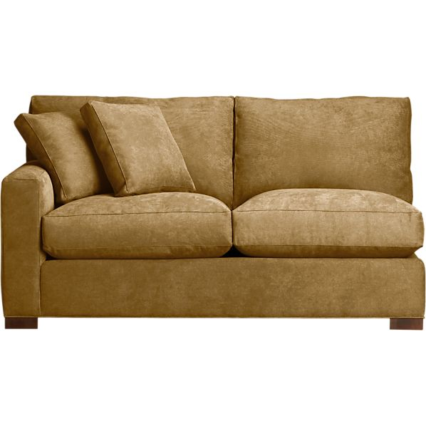 Axis Left Arm Sectional Apartment Sofa