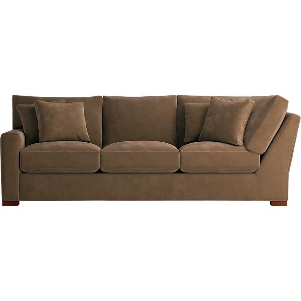 Axis Left Arm Sectional Corner Sofa