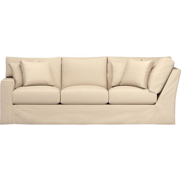 Slipcover Only for Axis Left Arm Sectional Loveseat