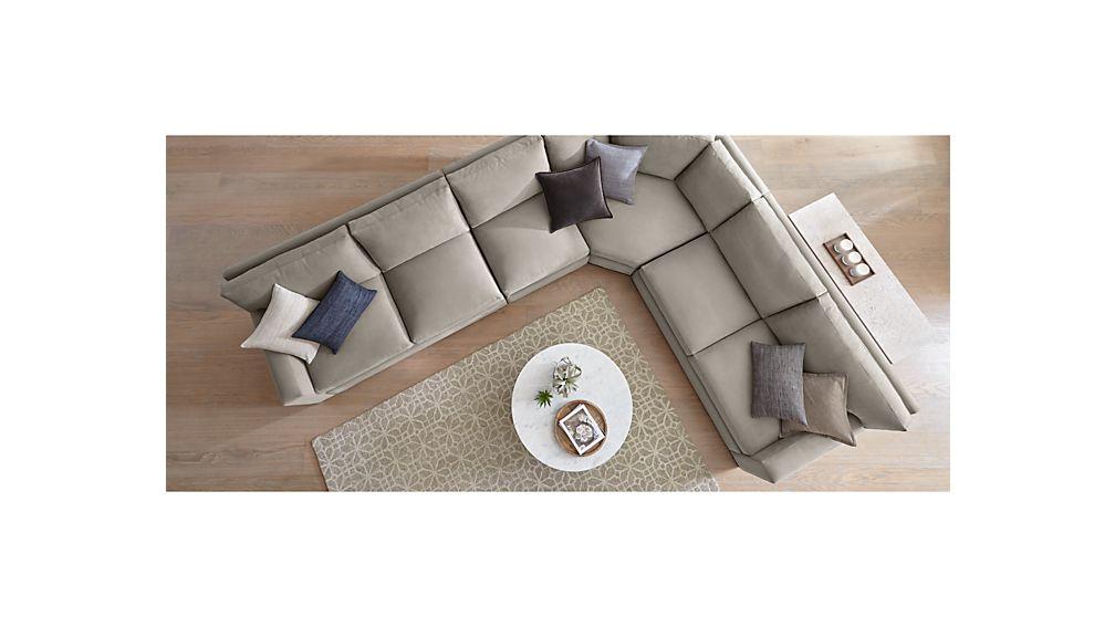 Axis II Right Arm Apartment Sofa