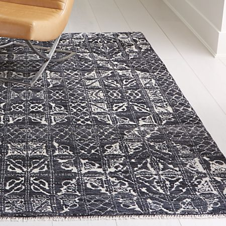 Ayla Hand Knotted Rug Crate And