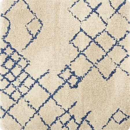 Azulejo Neutral Moroccan Style Rug