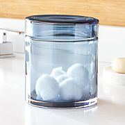 Mode Azure Medium Glass Canister